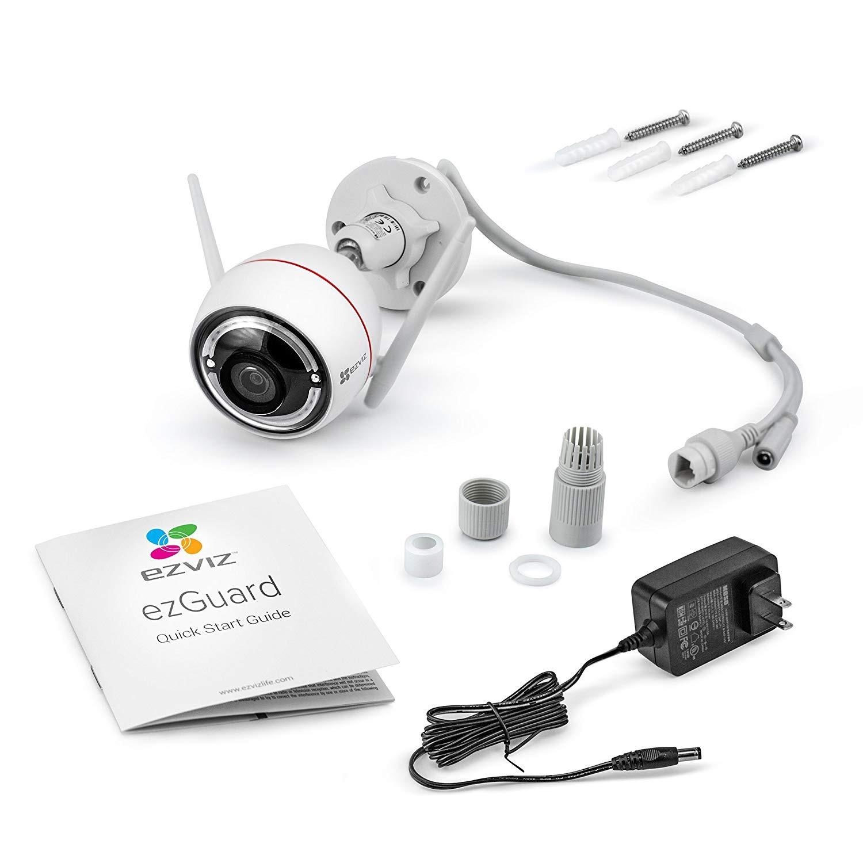 Camera Wifi EZVIZ C3W 720 Full BOX