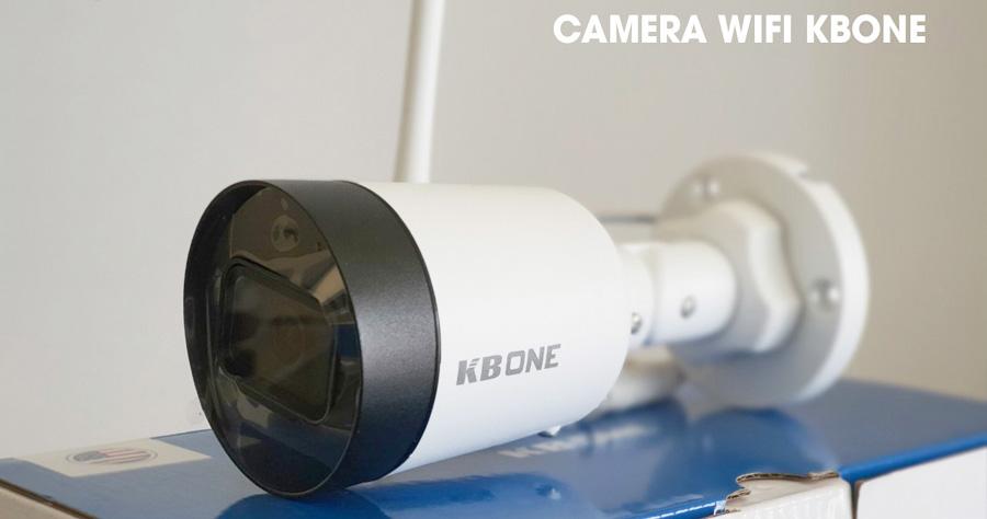 Camera IP Wifi 2.0MP KBONE KN-2001WN giá rẻ cho gia đình