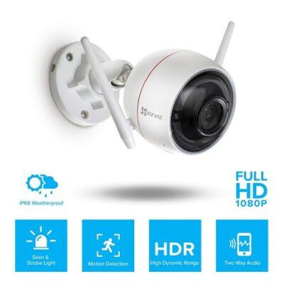 Camera wifi eZVIZ C3W 1080p
