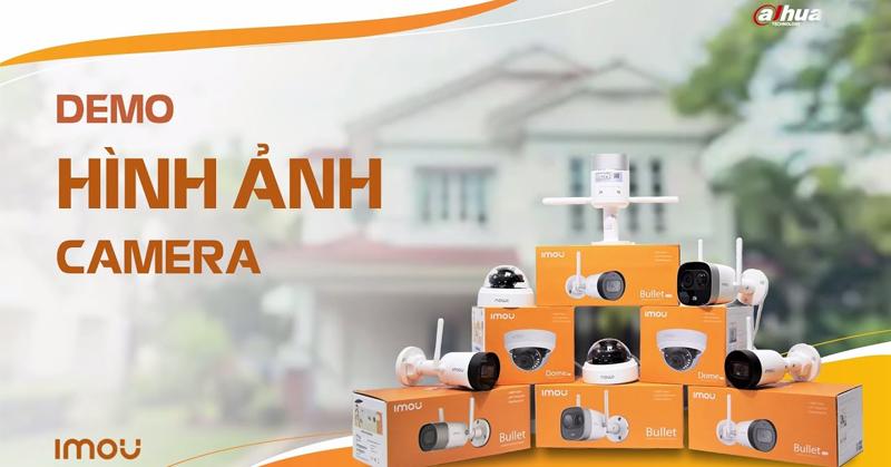 Camera Wifi IMOU chính hãng tại Siêu thị camera-Z.com