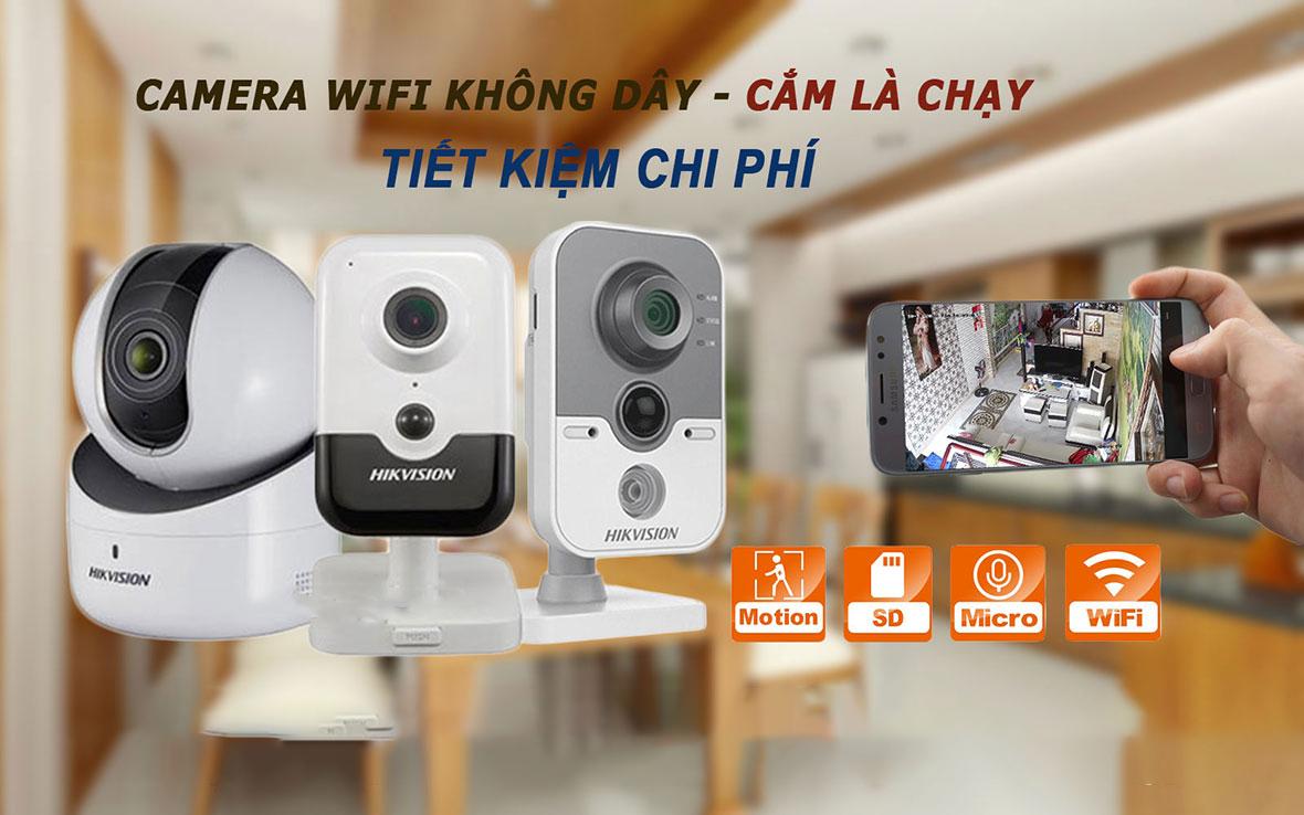Báo giá camera Wifi giá tốt tại huyện Giồng Trôm, Bến tRe
