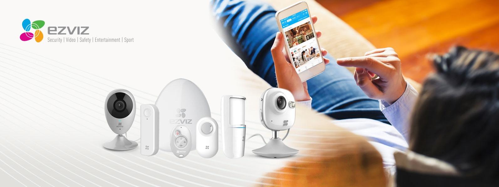 Bán sản phẩm Ezivz chính hãng giá tốt tại camera-z.com