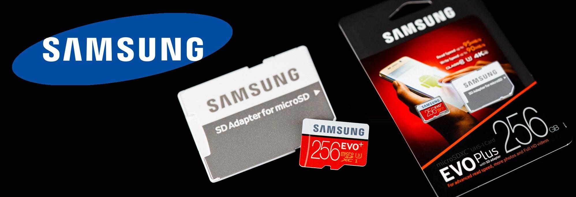 thẻ nhớ samsung chính hãng giá tốt bảo hành 5 năm