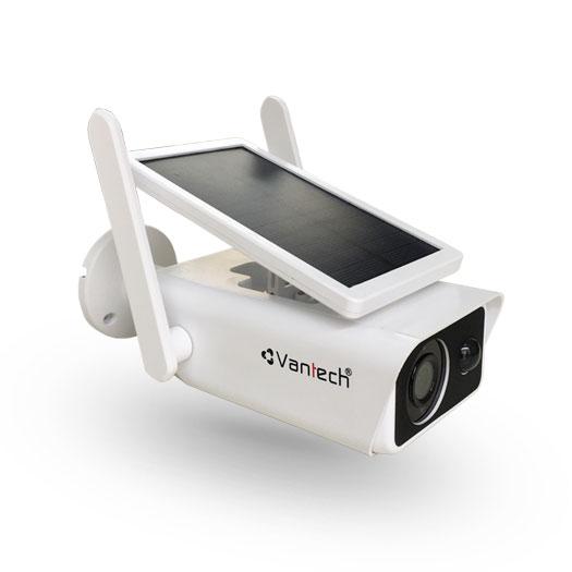 Camera Wifi năng lượng mặt trời VP-SP8300PIR 2.0 Megapixel, cảm biến PIR, âm thanh 2 chiều, hồng ngoại 20m