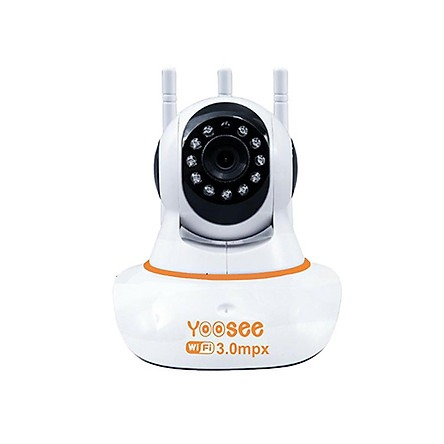 Camera wifi Yoosee hd 3 râu 3.0 megapixel
