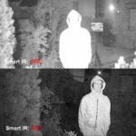 chức năng smart ir trên camera hồng ngoại